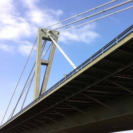Inšpekcia mostov s dronom