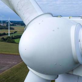 Kontrola lopatiek rotora
