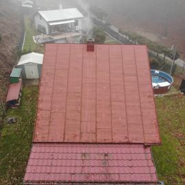Inšpekcia strechy